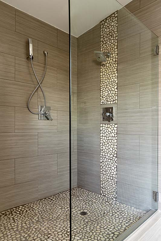 Badezimmer dusche ebenerdig  Ebenerdige Duschen – Schon heute an morgen denken